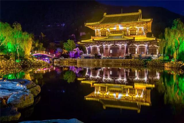 冯力军副省长调研华清宫,赞扬景区文化产品及服务质量