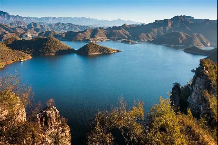 华清宫与保定易水湖项目成功落地,共同创建国家5A级景区