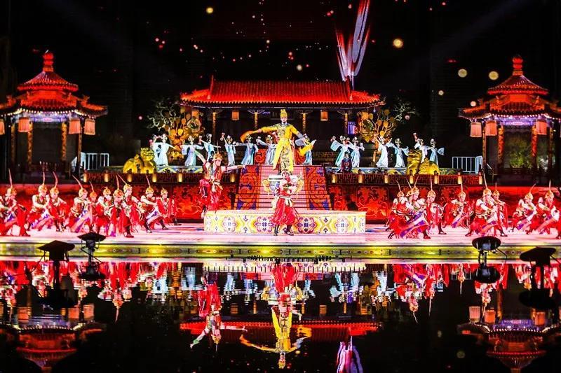 陕西长恨歌演艺文化有限公司 关于公开招聘《长恨歌》艺术团演员的公告